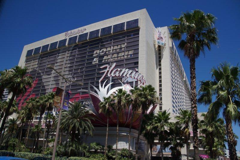 Street view Las Vegas