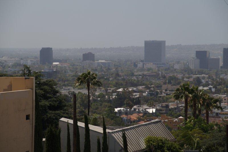 Views along Sunset Drive