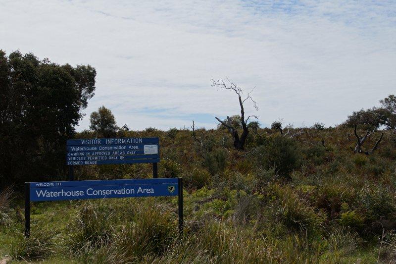 Waterhouse Conservation Area