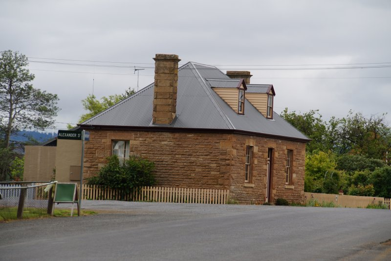 stone house(1820S) in Market Street, Bothwell