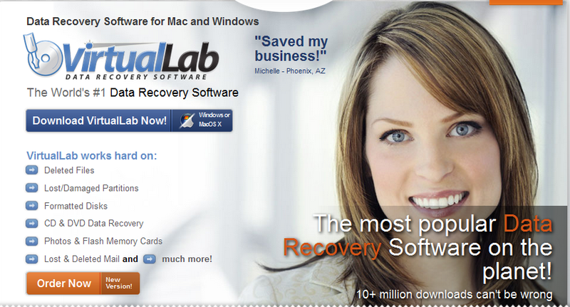 Certified Data Recovery Experts
