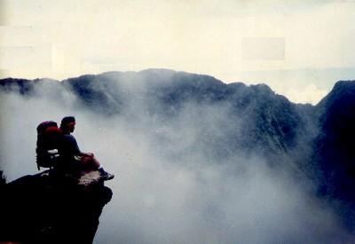 """Mt. Banahaw"""
