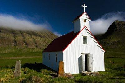 Church in Selardalur