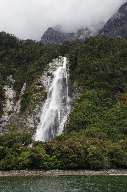 Croisière Milford Sound