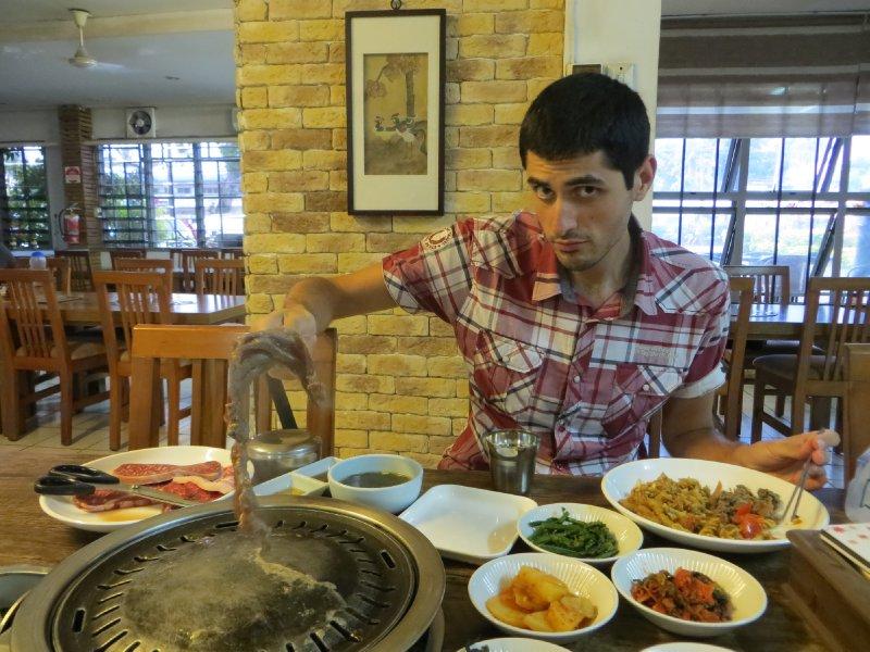 Restaurant coréen à Nadi