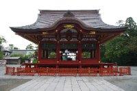 Le temple Tsurugaoka Hachimangu à Kamakura