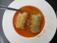 Gastronomie croate : viande en sauce
