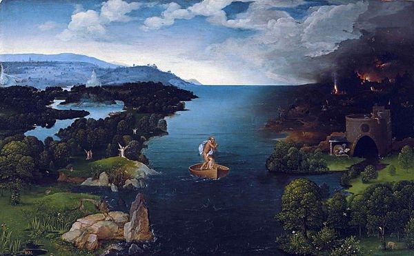 My favorite painting at the Prado