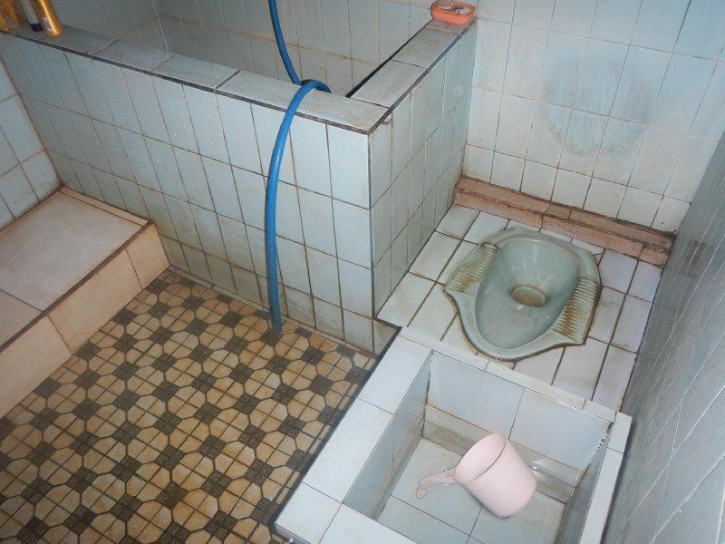 Turkish toilet