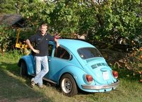 Me and the Joburg beetle