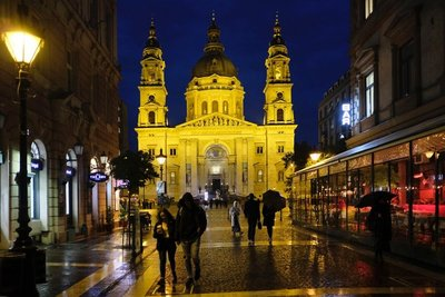 Saint Stephen's Basilica, Budapest