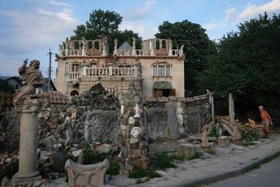 Home of sculptor Mykola Golovan, Lutsk
