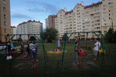 City of Ivano-Frankivsk, Ukraine