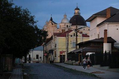 Lutsk old town