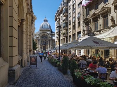 Old town, Bucharest