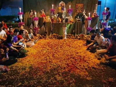 Navaratri festival, Bangkok