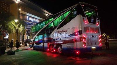 Bus to Ko Pha Ngan