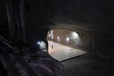 Views of Cacica Salt Mine
