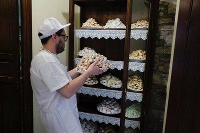 Baker in Erice