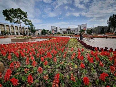 Ala-Too Square, Bishkek