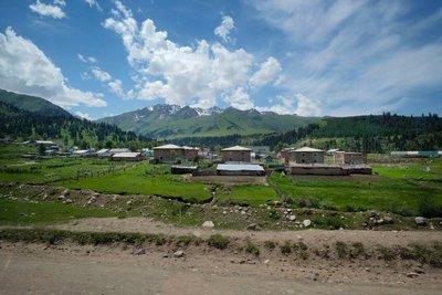 Jyrgalan village