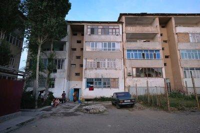 Apartment complex, Sulukta
