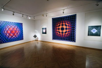 Native-born Victor Vasarely Museum, Pecs