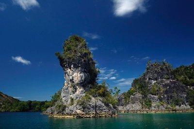 Pianemo island