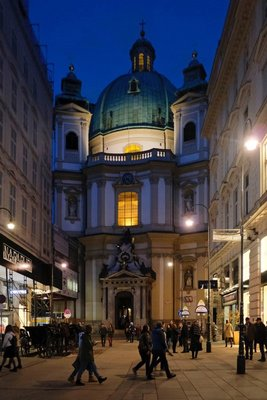 St. Peter's Church, Vienna