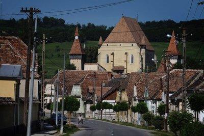Fortified church of Biertan