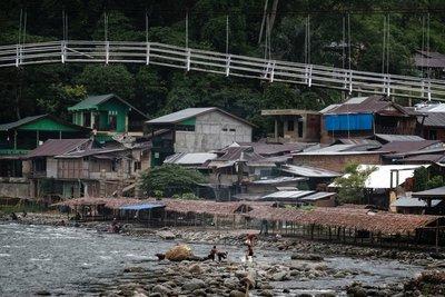 Village, Bukit Lawang