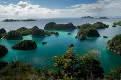 Pianemo island, Raja Ampat