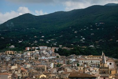 View of Castelbuono
