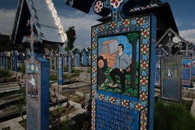 The Merry Cemetery, Sapanta