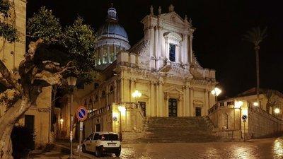 Basilica of Maria Santissima Annunziata, Comiso
