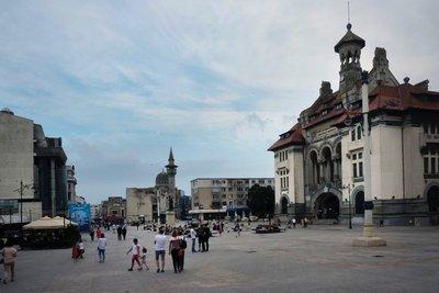 Ovid Square, Constanta