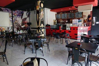 D'Big Cafe, Sumbawa Besar