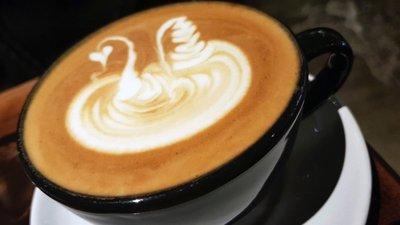 World-class cappuccino, Medan