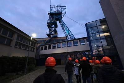 Guido Mine and Coal Mining Museum, Zabrze, Poland