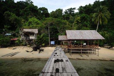 Kali Lemon Dive Resort, Nabire
