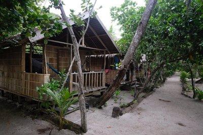 Bungalow, Koranu Fyat guest house, Kri island, Raja Ampat