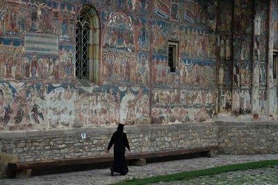 Exterior frescoes, Humor Monastery