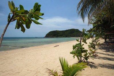 Mae Haad beach, Koh Pha Ngan