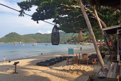 Thong Nai Pan beach, Ko Pha Ngan