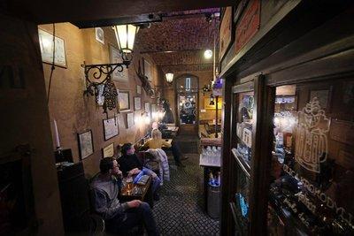 Utica Krokodyli Pub, Krakow