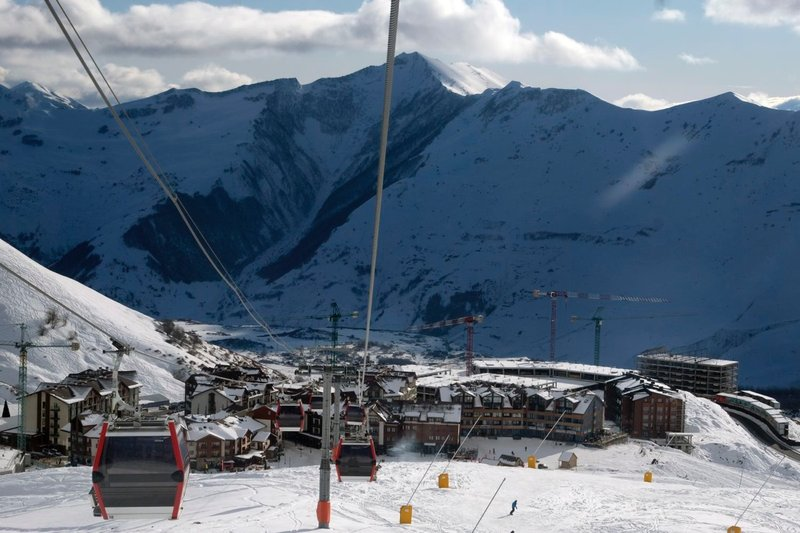 New Gudauri ski resort