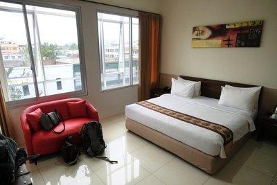 Marina Hotel, Bima, Sumbawa