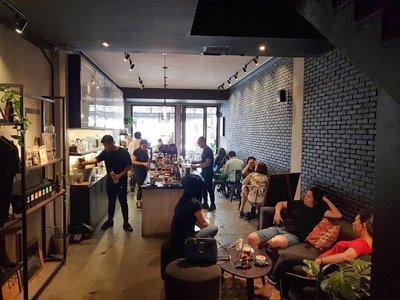 Coffeenatics, Medan