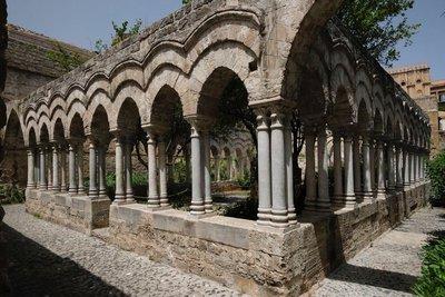 San Giovanni Degli Eremiti, church, mosque, monastery...