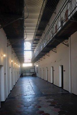 The old prison of Sighetu Marmtiei